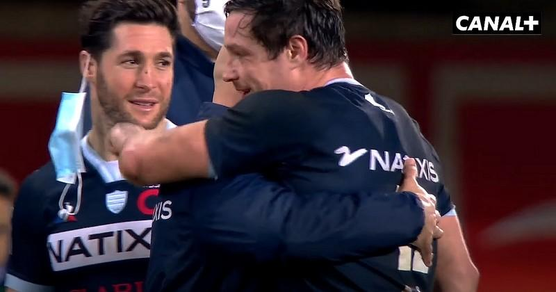 VIDEO. Top 14. 6e victoire en 8 déplacements pour le Racing qui crucifie le MHR à la 79e