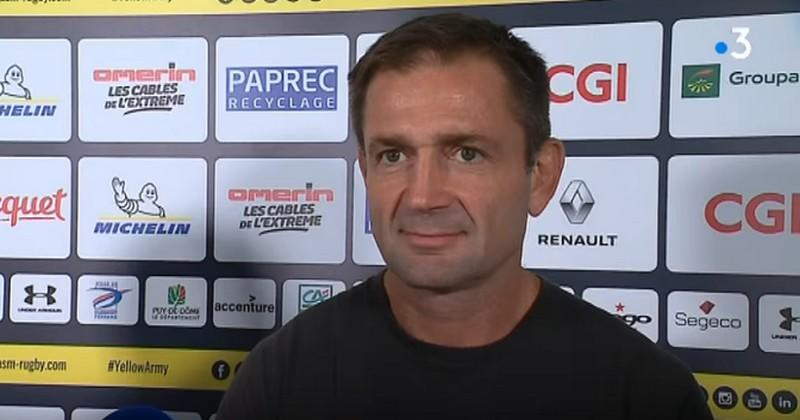 Franck Azéma et son staff renouvelés jusqu'en 2023 — ASM