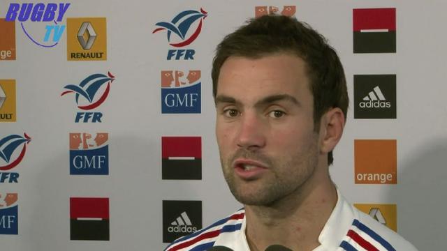 Blessé, Brice Dulin cède sa place à Morgan Parra pour le stage du XV de France