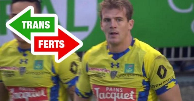 TOP 14 : Aurélien Rougerie recruteur pour l'ASM, un 3ème-ligne du Super Rugby en route pour Clermont ?