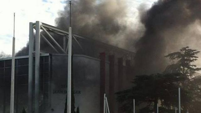 Top 14 - Aviron bayonnais : Un incendie s'est déclaré à Jean Dauger
