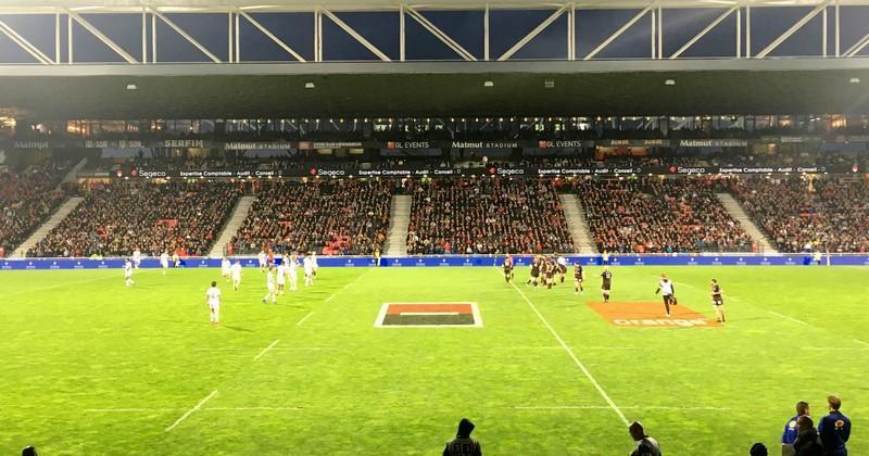 Lyon, vainqueur de Montpellier (21-16), en demi-finales du Top 14