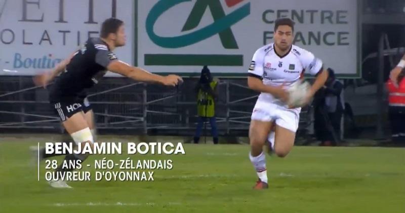 TOP 14 : Benjamin Botica meilleur joueur, qui sont les autres lauréats de la Nuit du Rugby ?