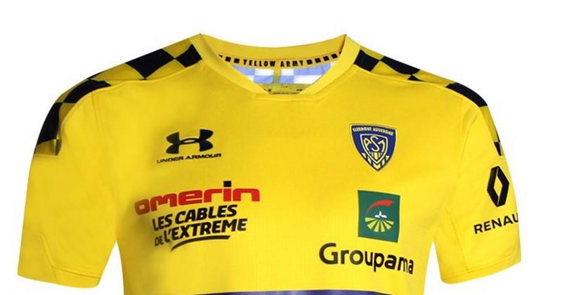 Top 14 - Clermont dévoile un maillot à damiers qui passe très mal chez les supporters