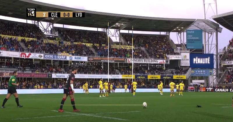 [STATISTIQUES] Top 14. Clermont/Lyon, match à enjeux entre deux équipes indisciplinées