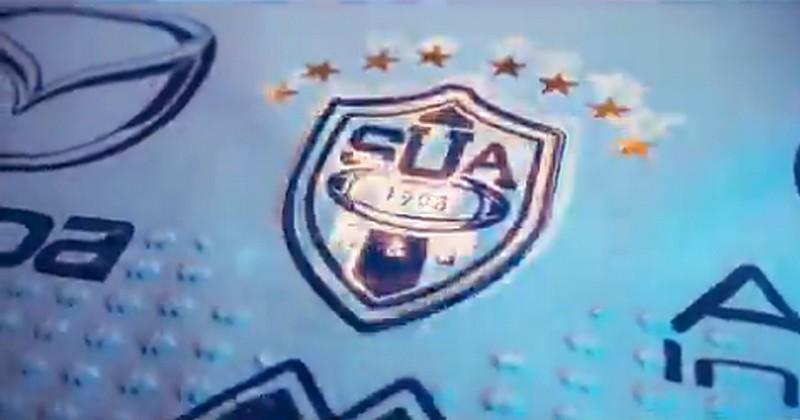 Top 14 - Coup dur pour le SUA qui perd l'un de ses sponsors maillot