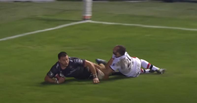 Top 14 - Emmené par ses avants, Toulon fait craquer le LOU [VIDÉO]
