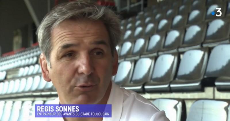 VIDÉO. Top 14 - Entre nostalgie et envie, Régis Sonnes prépare la nouvelle saison du Stade Toulousain