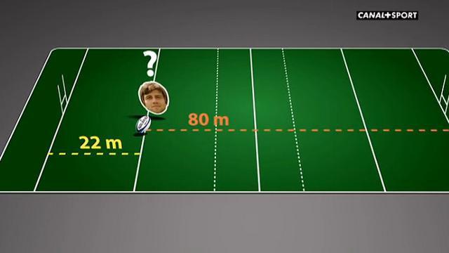 VIDEO. Top 14 - FCG : Découvrez la légende de la pénalité de 80 mètres avec Julien Caminati alias Caminator
