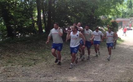 VIDEO. La reprise a déjà sonné pour Grenoble qui s'essaie au triathlon