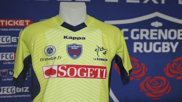 PHOTOS. Top 14 - Le FCG dévoile trois nouveaux maillots pour la saison prochaine