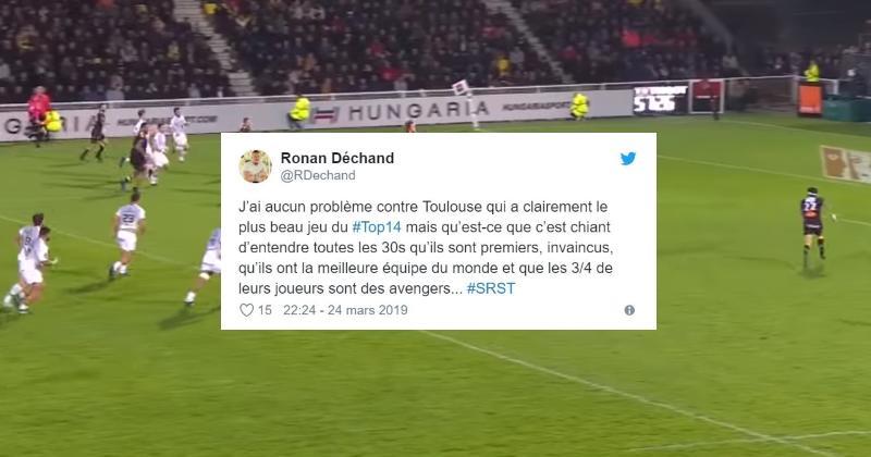 TOP 14 : la belle victoire du Stade Toulousain à La Rochelle vue par Twitter