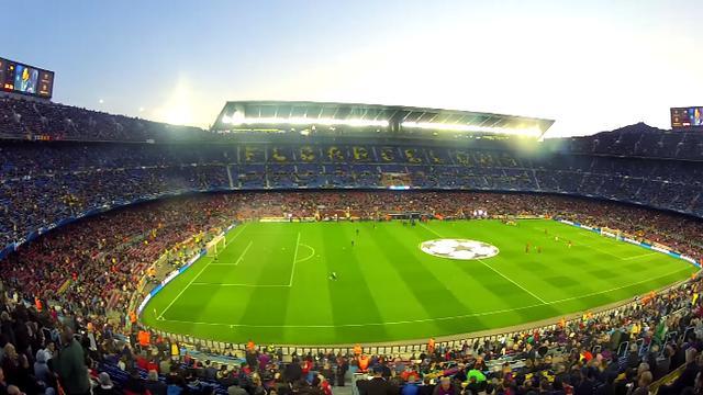 Top 14 - La finale 2016 sera jouera au Camp Nou à Barcelone