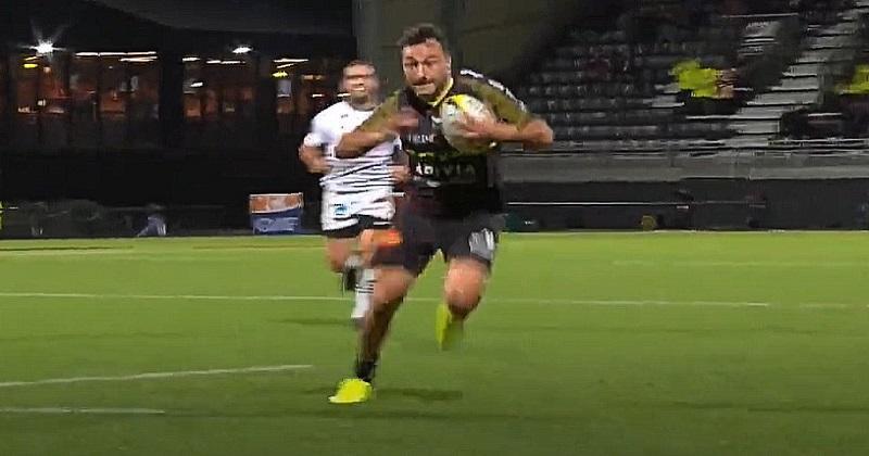 Top 14 - La Rochelle enfonce l'UBB avec un Jérémy Sinzelle XXL [VIDEO]