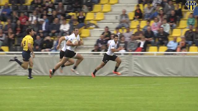 VIDEO. Top 14. La Rochelle impose sa loi face à Nevers en match amical