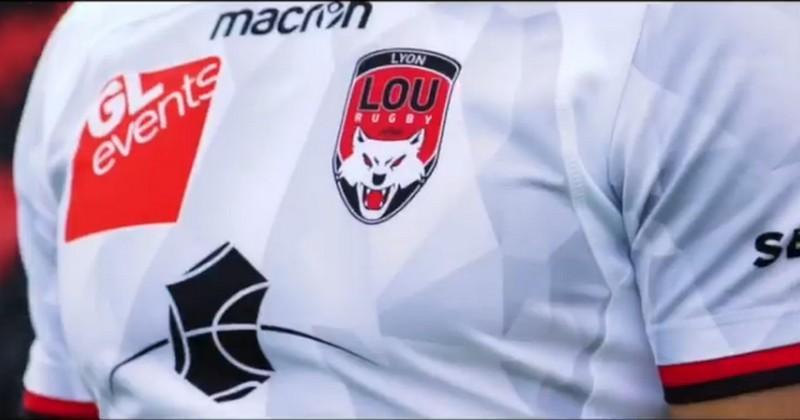 VIDEO. Top 14 - Le LOU dévoile ses nouveaux maillots pour 2018-2019