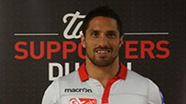 Top 14 - Le LOU Rugby présente ses nouveaux maillots pour la saison 2014-2015