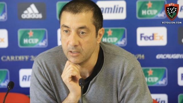 Top 14 - RCT. Mourad Boudjellal va attaquer Thomas Savare en diffamation