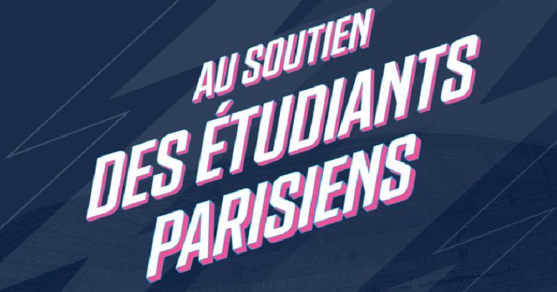 Top 14. Le Stade Français tend la main aux étudiants dans le besoin