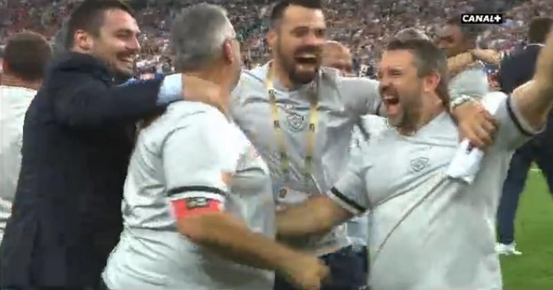 Top 14 - Les 5 points à retenir de la finale entre Montpellier et Castres