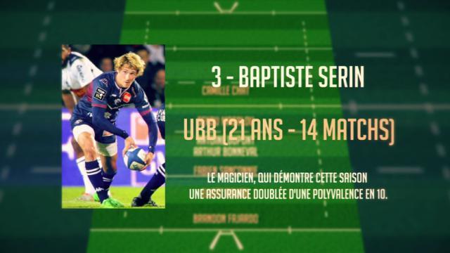 VIDEO. Top 14 : le Top 10 des pépites du rugby français selon le Rugbynistère