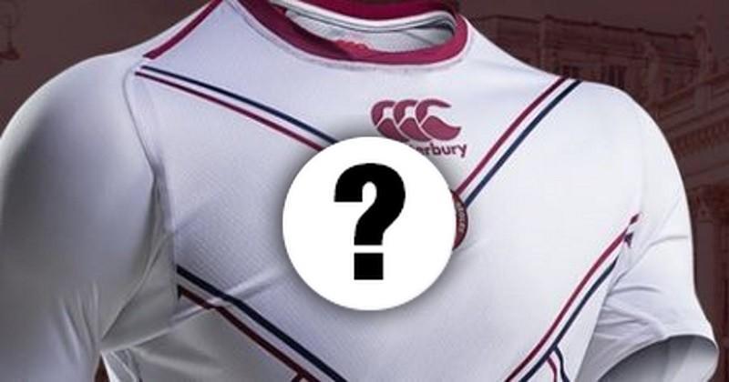 TOP 14 : l'UBB dévoile son nouveau maillot extérieur pour la saison 2018/2019