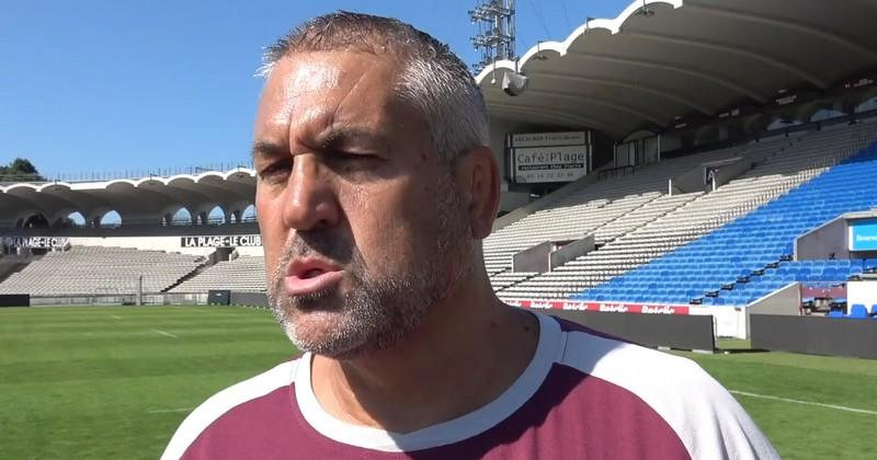 ''Cette affaire doit être traitée au niveau du club'', estime Urios après la suspension de Petti