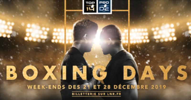 Top 14 - Mais au fait, c'est quoi le Boxing Day ?