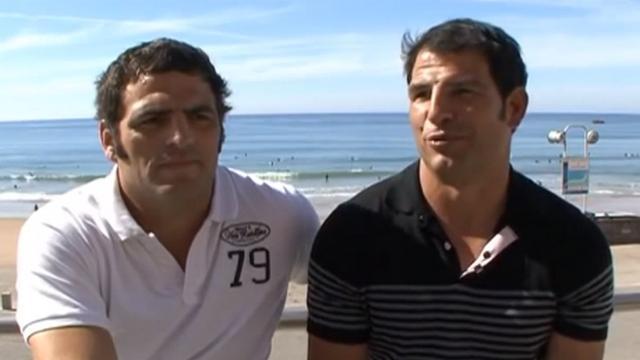 Top 14. Marc et Thomas Lièvremont à la tête du Biarritz Olympique l'année prochaine ?
