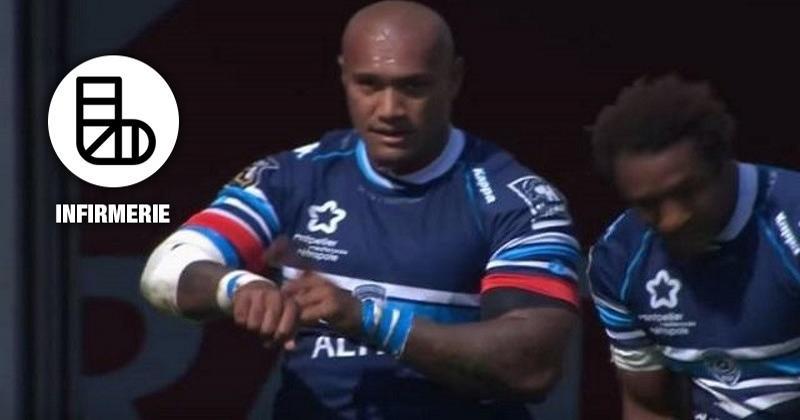 TOP 14 - MHR : gros coup dur pour Nemani Nadolo, blessé avec les Fidji
