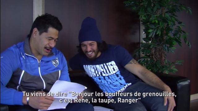 VIDEO. Top 14 - MHR : Rene Ranger se fait piéger par Alex Tulou