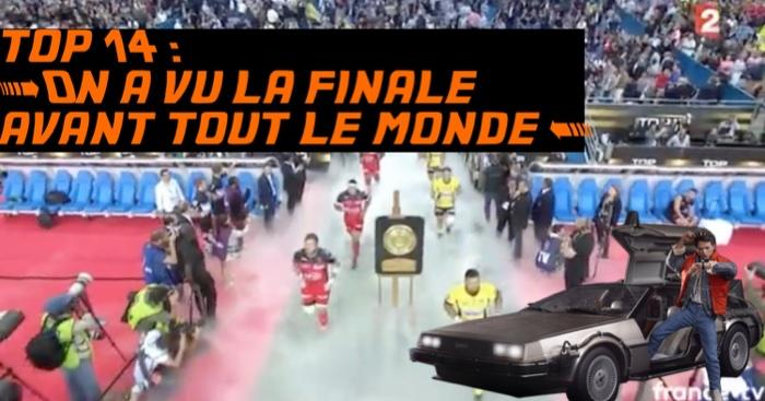 TOP 14. Ovale Masqué a vu la finale Montpellier - Castres avant tout le monde