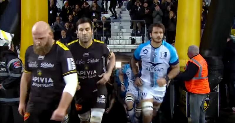 Stade Français : fin de saison pour Hamdaoui - Rugby - Top 14 - SF
