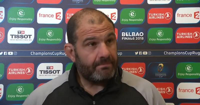 Patrice Collazo manager du RC Toulon, c'est officiel — Rugby