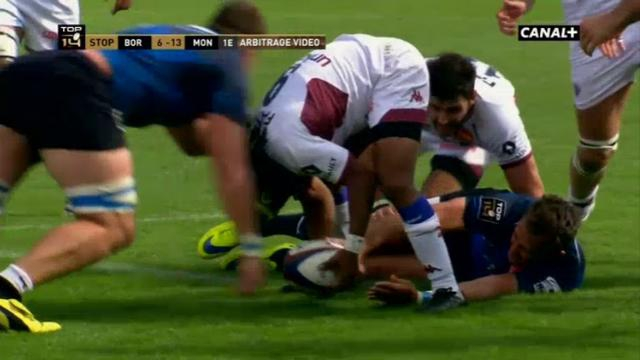 VIDEO. Top 14. Paul Willemse plie Heinie Adams en deux sur un déblayage