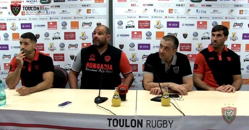 Top 14 - Présentation des clubs pour la saison 2018-2019 : Toulon