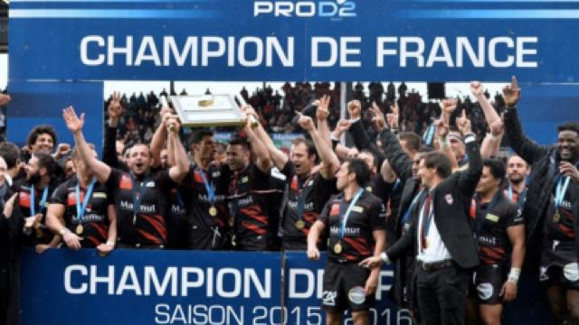 Révolution en Pro D2 : de nouvelles phases finales, une seule équipe assurée de monter en Top 14