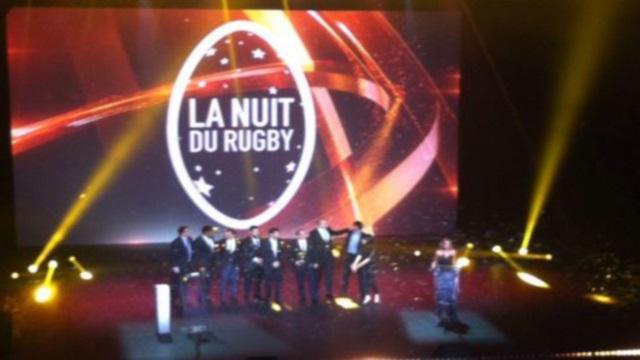 Top 14 / Pro D2. Et les lauréats de la Nuit du rugby sont...