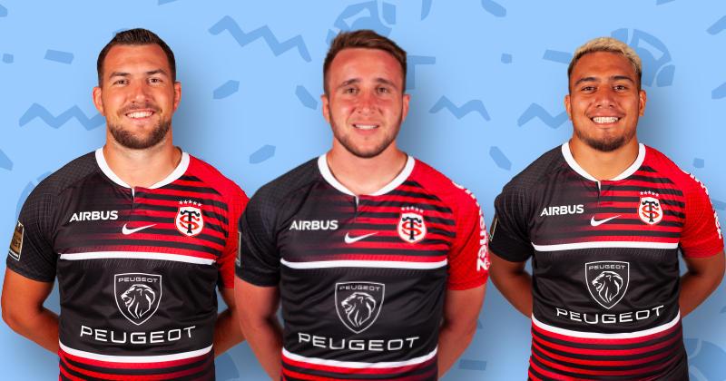 TOP 14. Quelle hiérarchie en 3ème ligne à Toulouse avec l'arrivée d'Anthony Jelonch ?
