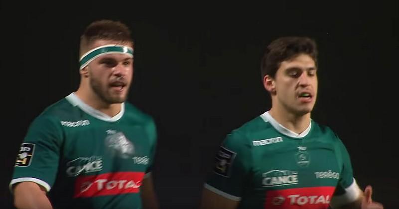 [TRANSFERT] Top 14 - Quentin Lespiaucq-Brettes prolonge à Pau, Daubagna va suivre !
