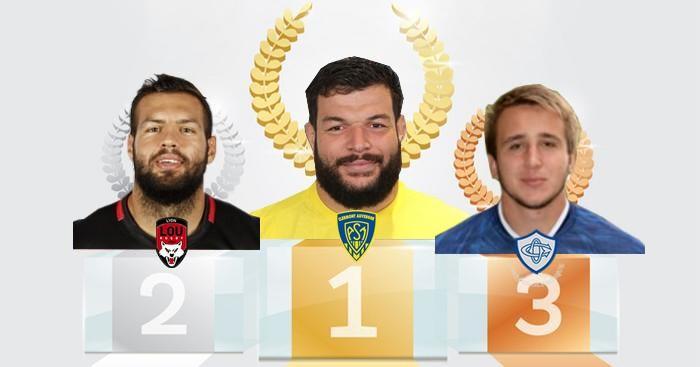 Top 14 - Qui mérite d'être élu meilleur joueur pour la 8ème journée de championnat ?