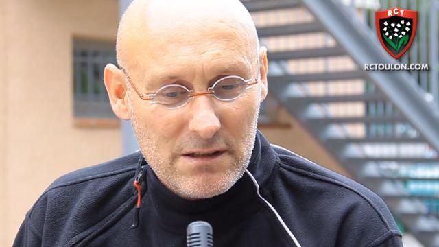 Top 14 - RCT : Bernard Laporte suspendu 13 semaines