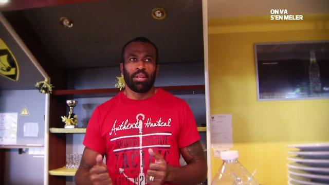 VIDEO. Top 14. Sireli Bobo, le parrain des Fidjiens du Stade Rochelais