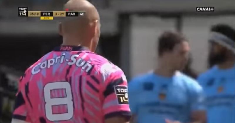 Top 14 - Stade Français Paris : le fair-play de M. Cardona salué par Sergio Parisse