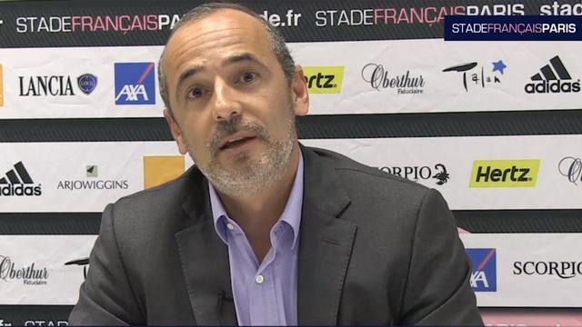 VIDEO. Top 14 - Stade Français. Thomas Savare : « Le RCT ne respecte pas les règles du salary cap depuis quatre ans »