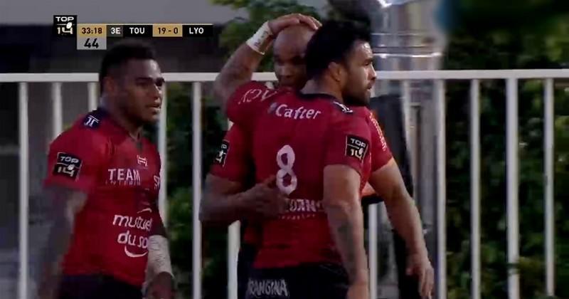 Top 14 - Toulon a-t-il enfin réalisé son match référence en dominant Lyon ?