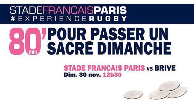 Top 14 - Une affiche du Stade Français provoque l'indignation de catholiques