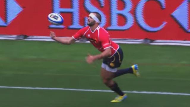 VIDEO. Le Top 5 des plus beaux moments vus sur le circuit de rugby à 7