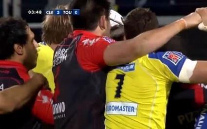 Toulon et Clermont s'accrochent à Michelin