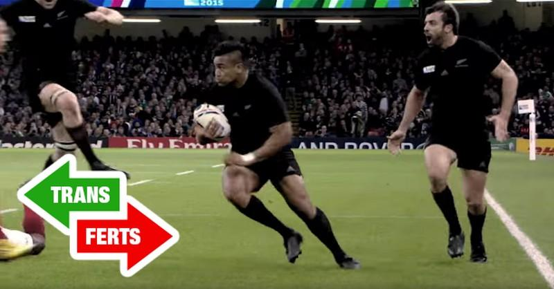 TRANSFERT - Top 14. Toulon s'offre le bulldozer des All Blacks Julian Savea